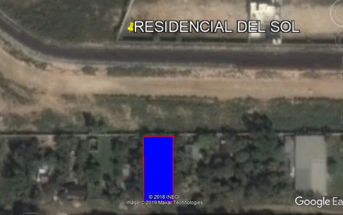 Foto Terreno en Venta en  Chetumal ,  Quintana Roo  Terreno a un costado de Residencial del Sol en Chetumal
