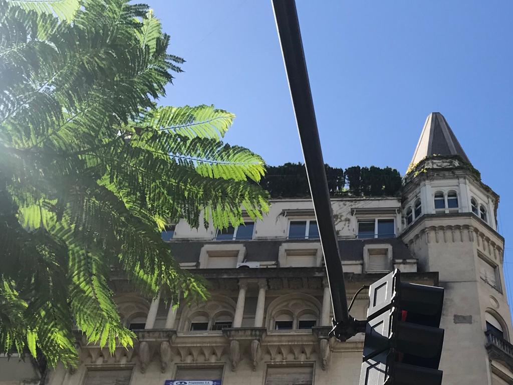 Foto Departamento en Venta |  en  Recoleta ,  Capital Federal  CALLAO al 1600, excelente piso en esquina