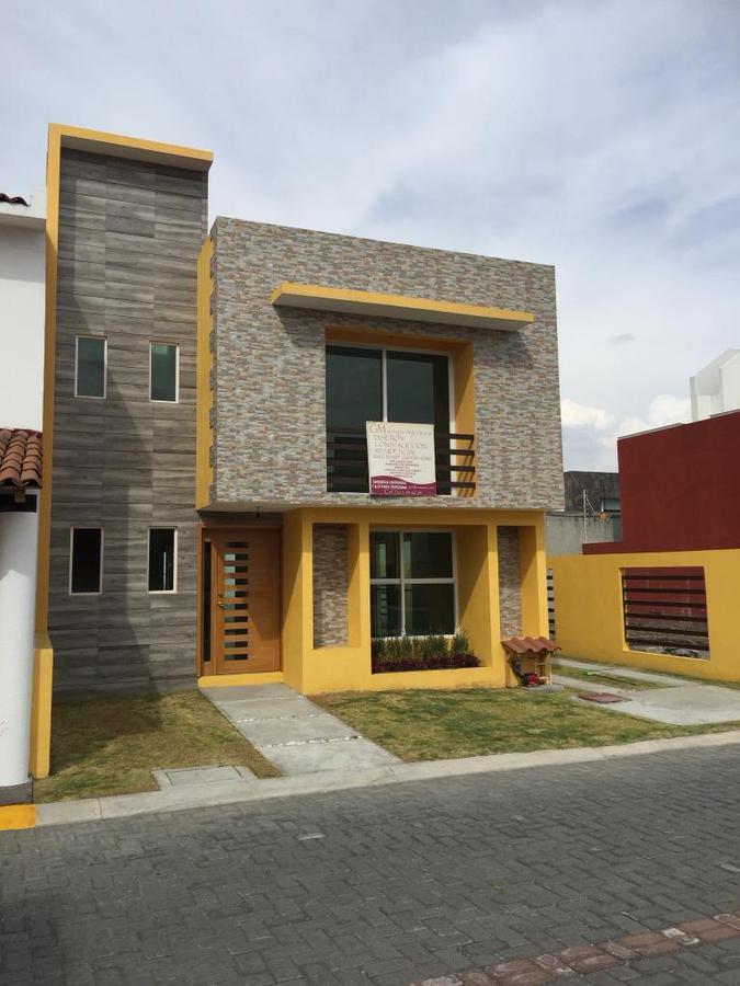 Foto Casa en condominio en Renta en  Metepec ,  Edo. de México  Casa En RENTA, Residencial Tulipanes, Metepec, Estado de México