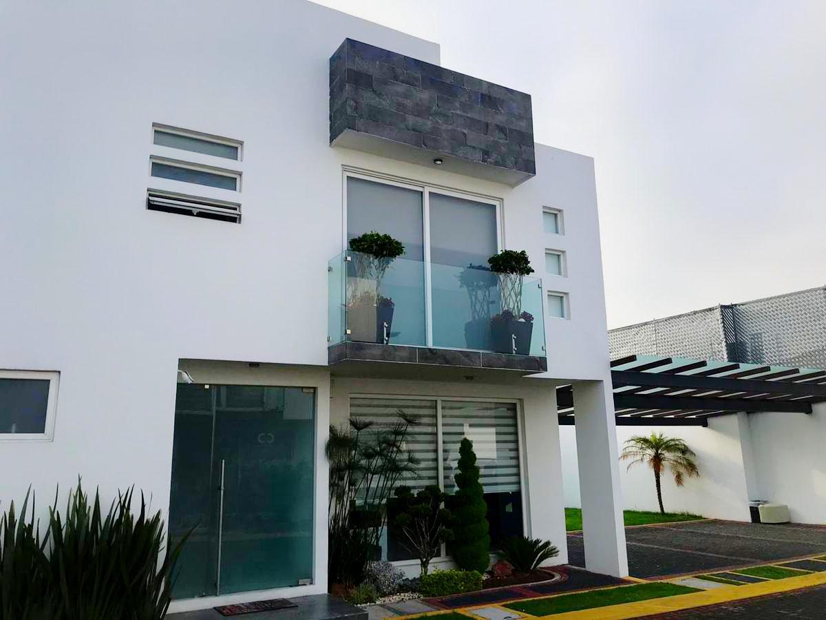 Foto Casa en condominio en Renta en  San Mateo,  Metepec  CASA EN VENTA / RENTA