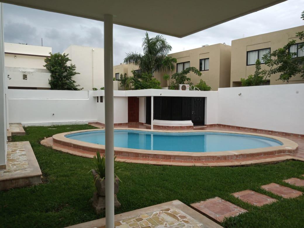 Foto Casa en Renta en  Mérida ,  Yucatán  RENTA HERMOSA CASA CAMPESTRE