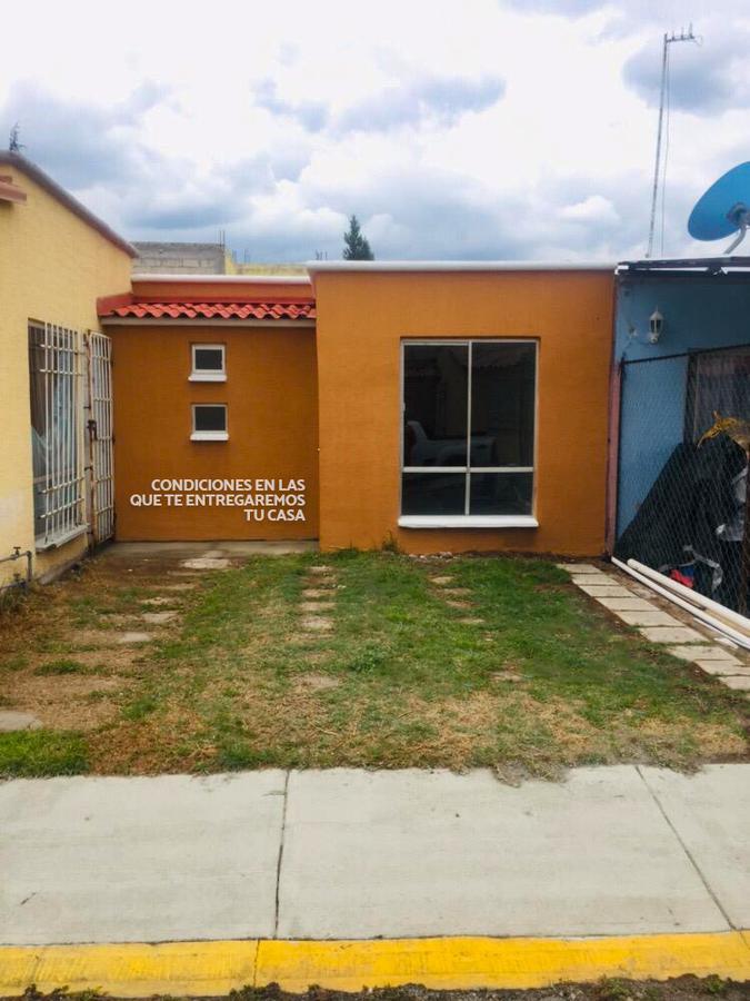 Foto Casa en Venta en  Arbolada los Sauces,  Zumpango  CALLE CONDOMINIO SAPONARIA 81