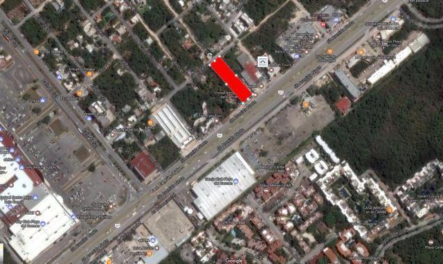 Foto Terreno en Venta en  Solidaridad ,  Quintana Roo  Terreno en venta Playa del Carmen.