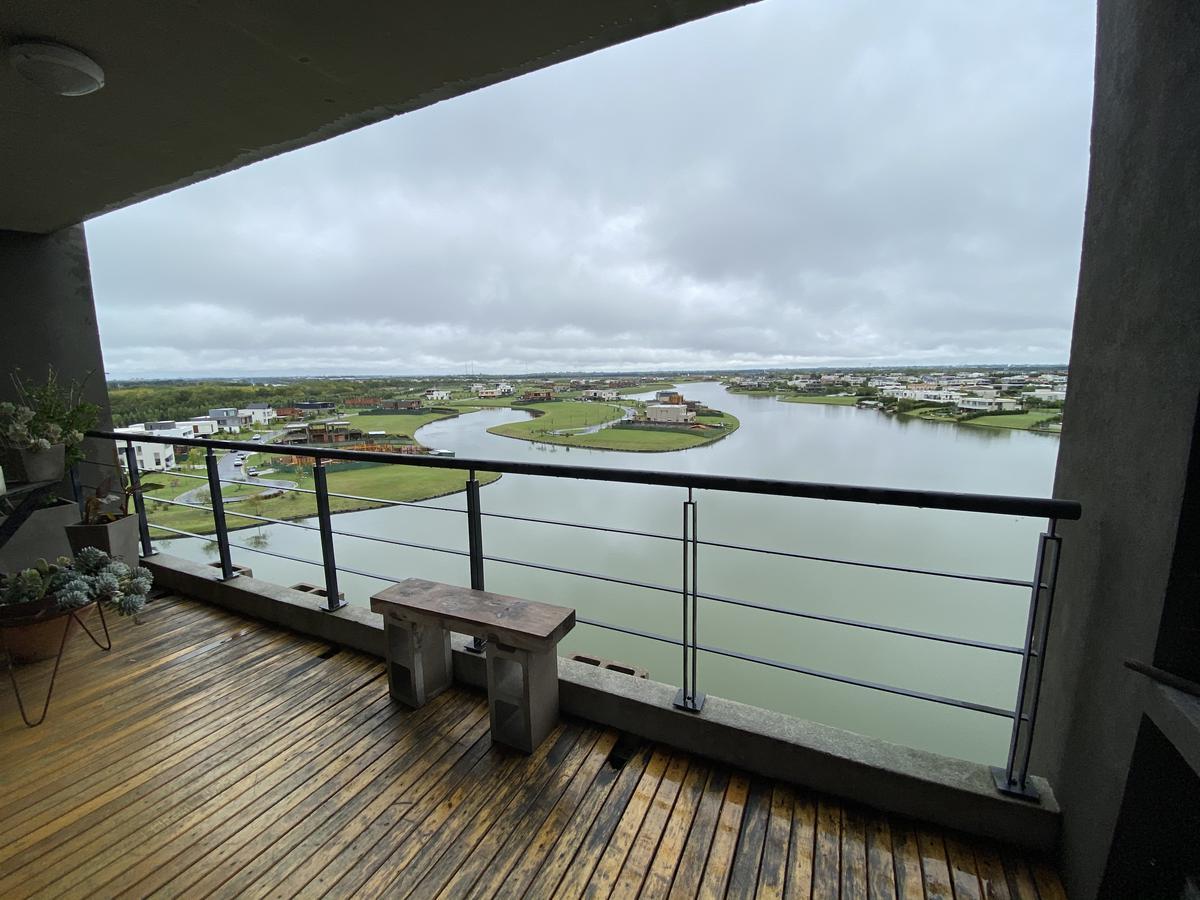 Foto Departamento en Alquiler en  La Mansa,  Islas del Golf  Avenida del Golf 1600. Departamento 2 ambientes con vista al lago. Alquiler
