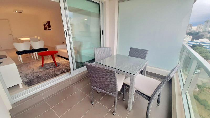 Foto Departamento en Venta en  Playa Brava,  Punta del Este  Espectacular Apartamento en Wind Tower una de las Mejores Torres de Punta del Este y con una Esplendida Vista al Mar