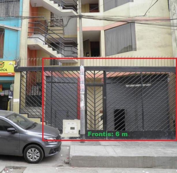 Foto Edificio Comercial en Alquiler en  Los Olivos,  Lima  Los Olivos