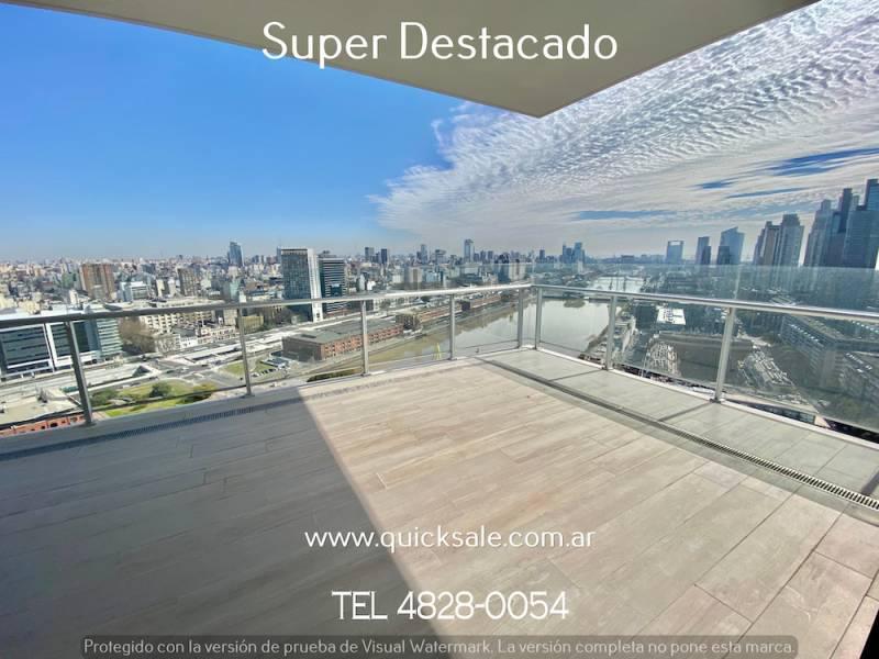 Foto Departamento en Venta en  Puerto Madero ,  Capital Federal  Boulevard Rosario Vera Peñaloza al 400