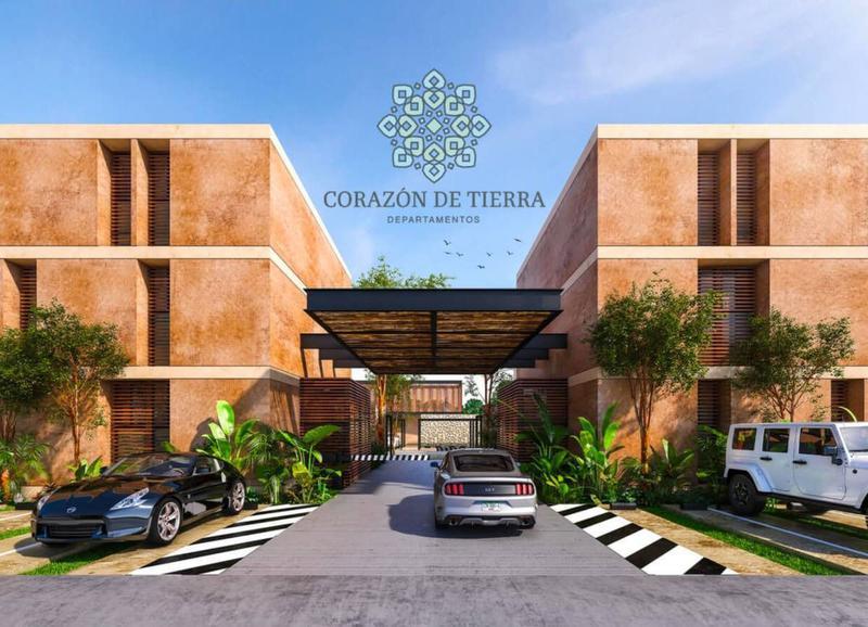 Venta de Departamento 1 recamara en Mérida Temozon Norte