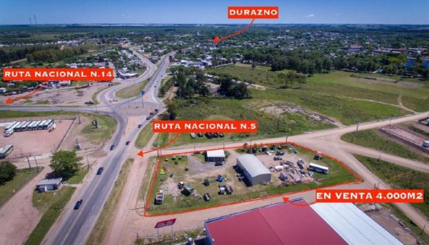 Foto Terreno en Venta en  Durazno ,  Durazno  RUTA 5 100
