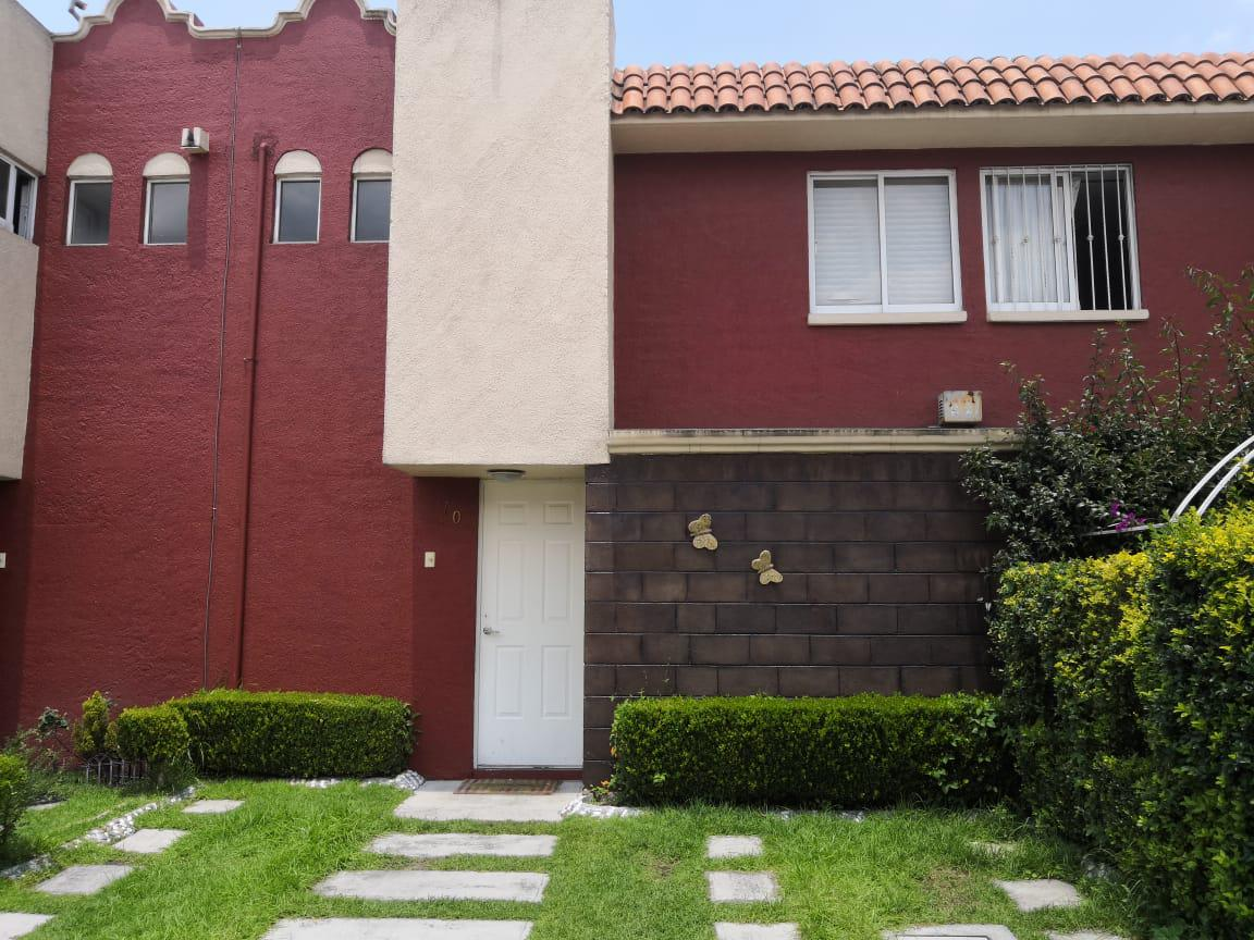 Foto Casa en condominio en Renta en  Toluca ,  Edo. de México  Conjunto Ahuehuetes; Toluca Estado de México