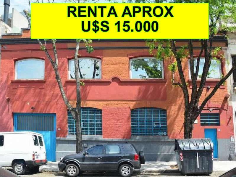 Foto Edificio Comercial en Venta |  en  Almagro ,  Capital Federal  Sánchez de Bustamante  al 800