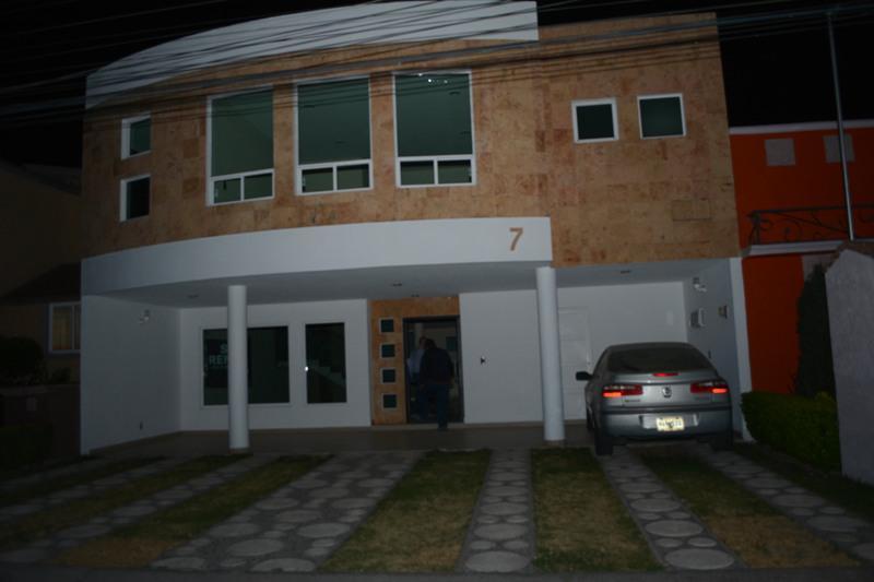 Foto Casa en Renta |  en  San Salvador Tizatlalli,  Metepec  Renta Hermosa y Amplia Casa en Hacienda la Quemada.