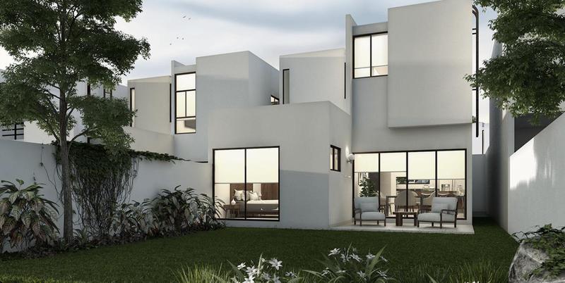 Foto Casa en Venta en  Conkal ,  Yucatán  ZENSIA | MODELO D | CONKAL