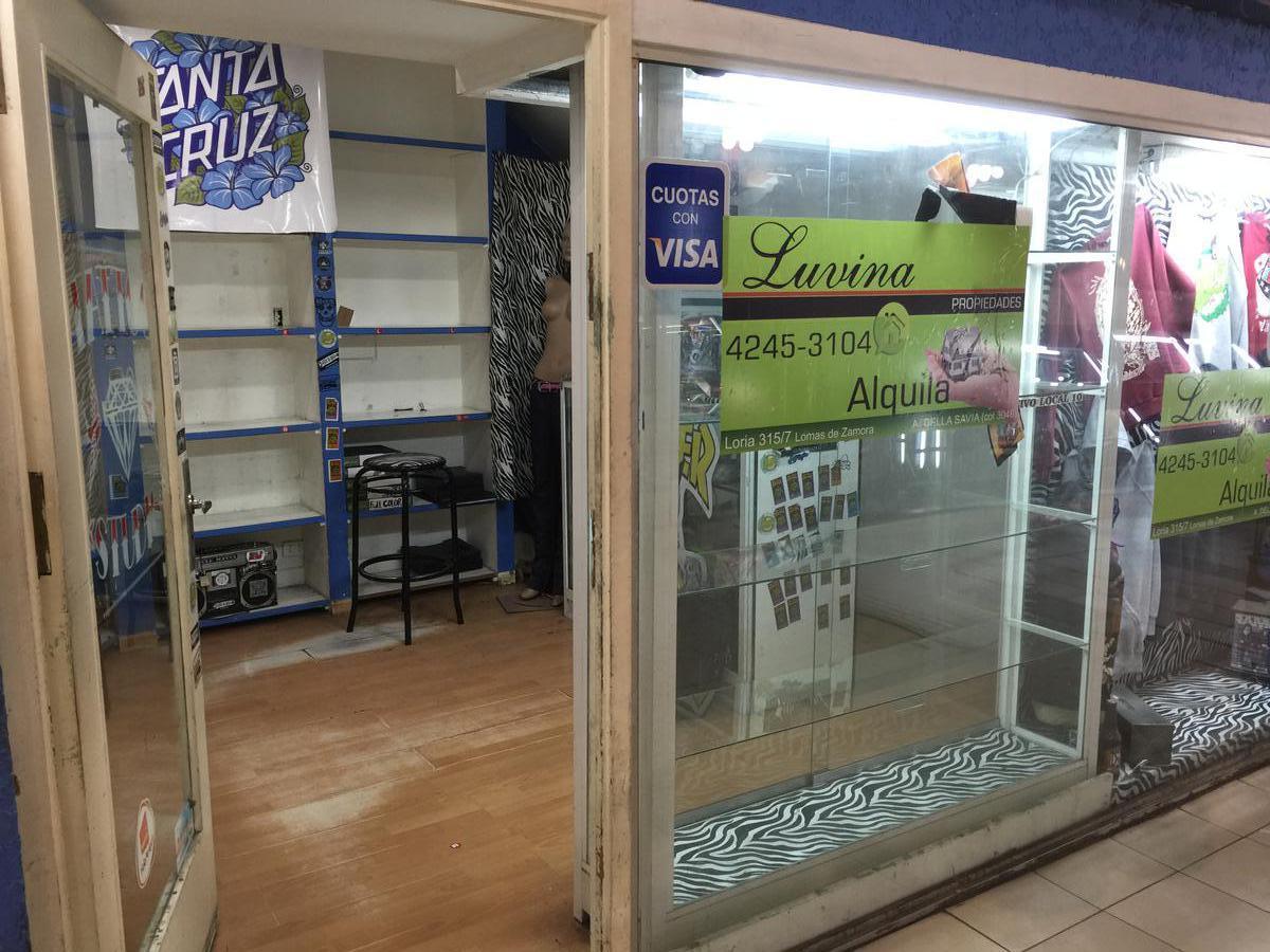 Foto Local en Alquiler en  Lomas de Zamora Oeste,  Lomas De Zamora  Laprida al 100