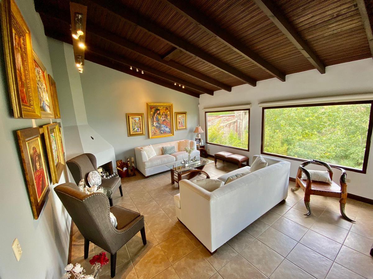 Foto Casa en Venta en  El Hatillo,  Tegucigalpa  Casa Moderna con Vista al Bosque, Hatillo, Tegucigalpa
