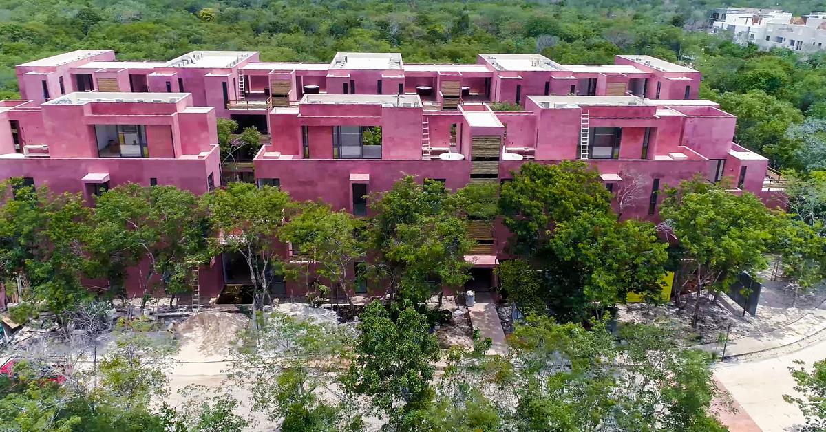 Foto Departamento en Venta en  Tulum ,  Quintana Roo  DEPARTAMENTOS DE LUJO EN TULUM