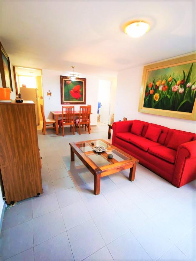 Foto Departamento en Renta en  Roma Sur,  Cuauhtémoc  Excelente Departamento Amueblado en Av. Medellín, Col. Roma Sur