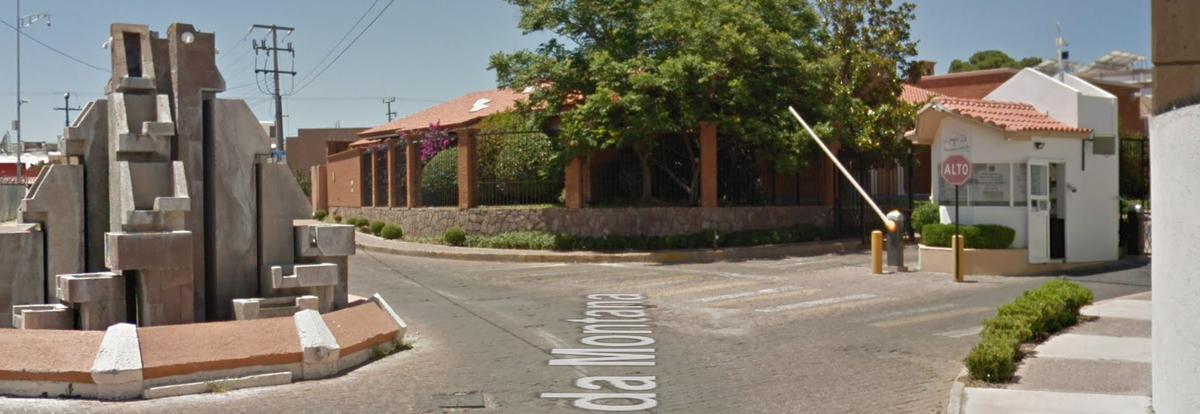 Foto Terreno en Venta en  Chihuahua ,  Chihuahua  ENCORDADA DE  SANTA FE,UNICO LOTE DISPONIBLE EN ESQUINA, 1420.00 M2., FRACC. PRIVADO ENSEGUIDA DEL CAMPESTRE DE CHIHUAHUA, INIGUALABLES VISTA AL CAMPO DE GOLF.