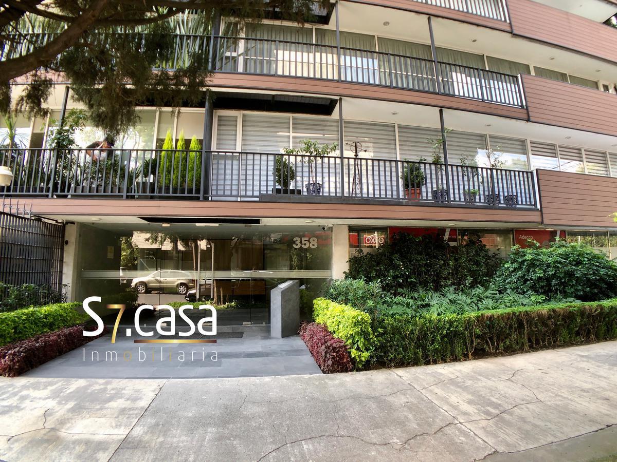 Foto Departamento en Venta en  Polanco,  Miguel Hidalgo  Venta Departamento en Polanco, con balcon, remodelado, Calderon de la Barca