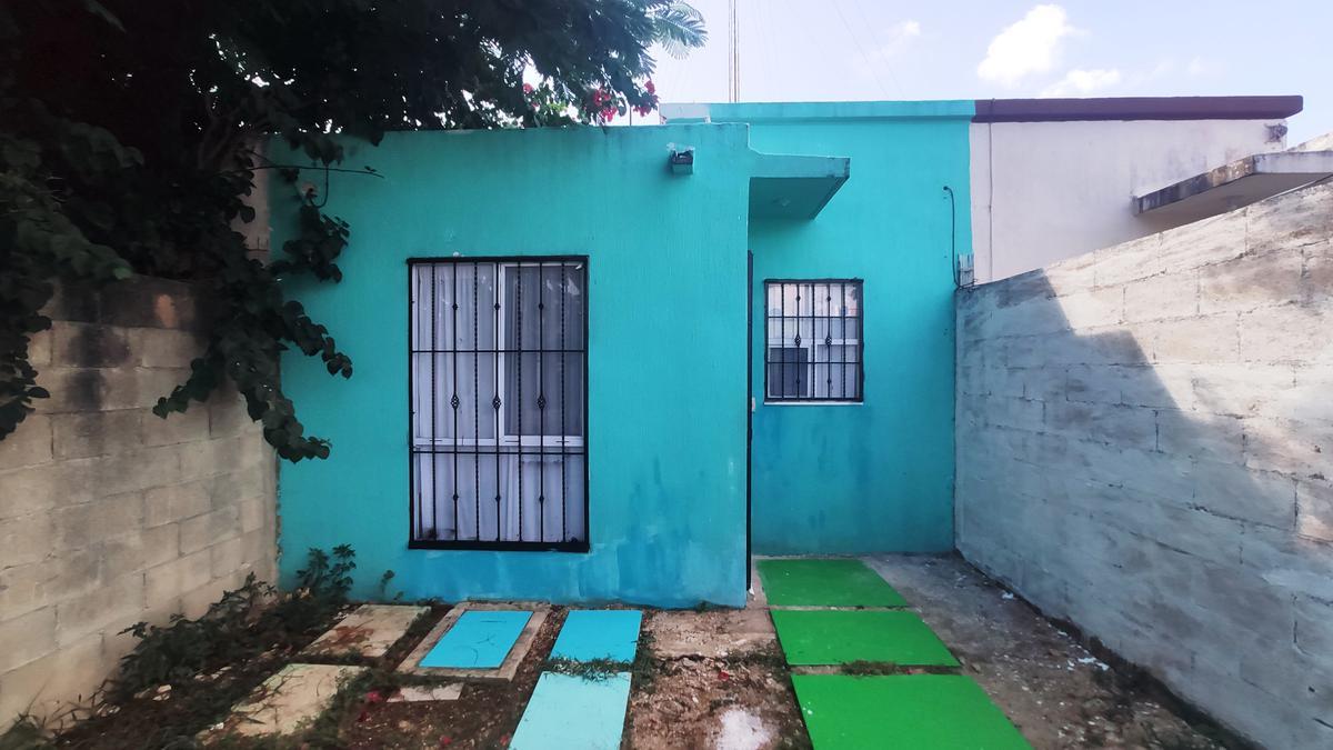 Foto Casa en Venta en  Las Palmas,  Solidaridad  CASA EN VENTA EN PALMAS PLAYA DEL CARMEN