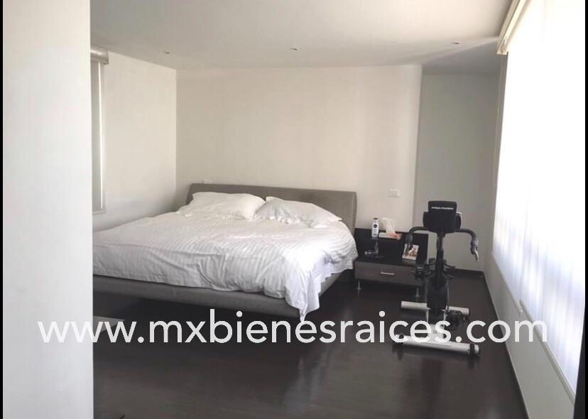 Foto Departamento en Venta en  Jesús del Monte,  Huixquilucan  Impecable departamento en Residencial Aquario