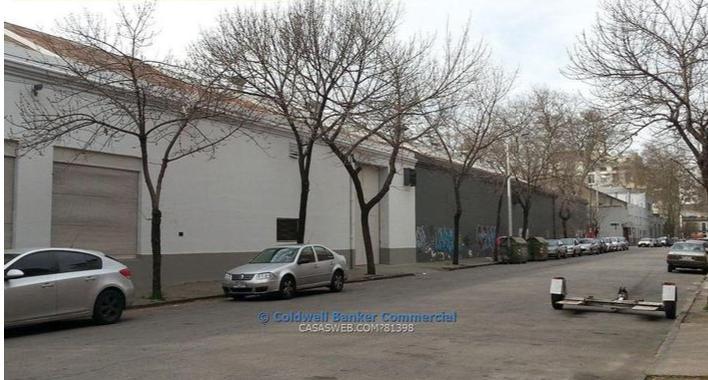 Foto Depósito en Alquiler en  Aguada ,  Montevideo  Paraguay y Lima