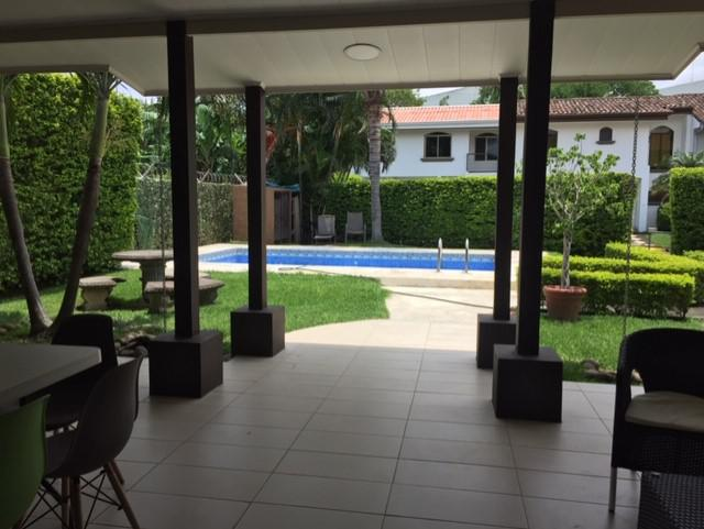 Foto Casa en condominio en Venta en  Pozos,  Santa Ana  Casa en Venta en Lindora/ Separada/ Terraza y Jardín