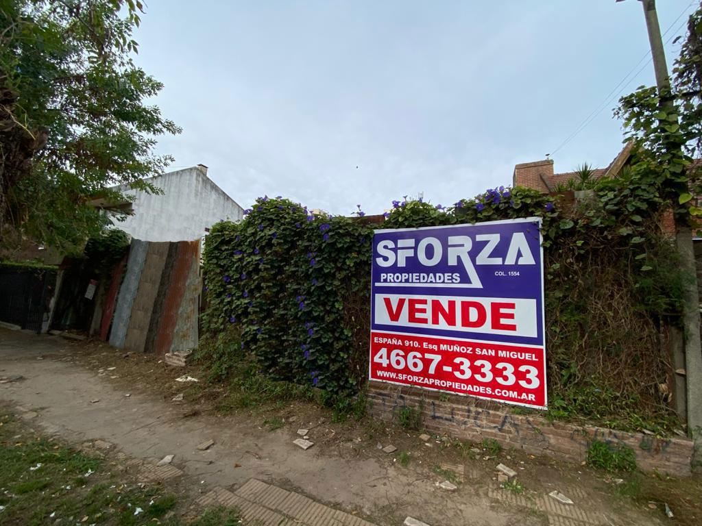 Foto Terreno en Venta en  San Miguel ,  G.B.A. Zona Norte  SERRANO al 1000