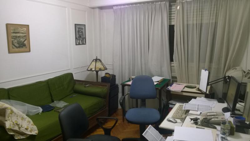 """Foto Departamento en Venta en  Recoleta ,  Capital Federal  Ayacucho al 1085, 8° piso """"A"""" , entre M.T.de Alvear y Avda. Santa Fe."""