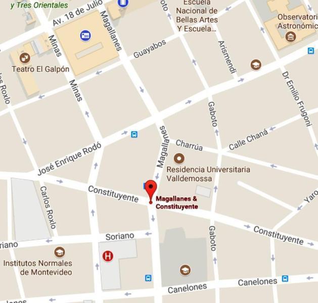 Foto Terreno en Venta en  Cordón ,  Montevideo  Magallanes y Constituyente