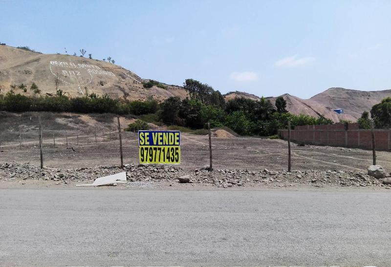 Foto Terreno en Venta en  Pachacamac,  Lima  San Fernando de Pachacamac