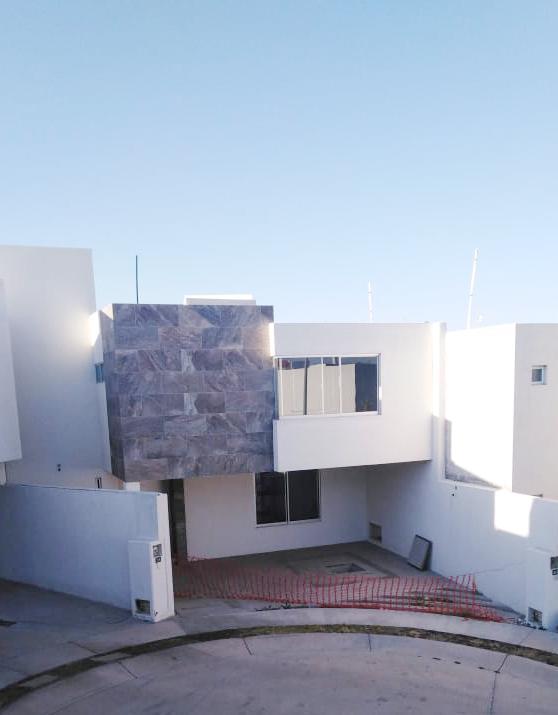 Foto Casa en Venta en  San Angel,  San Luis Potosí  CASA NUEVA EN VENTA EN SAN ANGEL I, SAN LUIS POTOSI