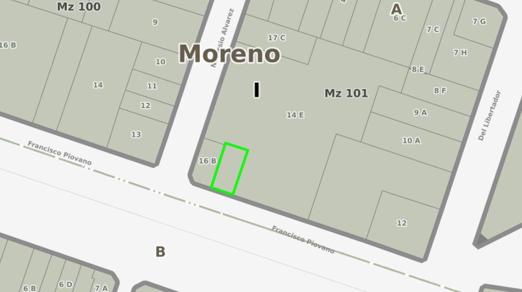 Foto Local en Venta en  Centro (Moreno),  Moreno  Local con departamento - Venta en Moreno centro - Comercial