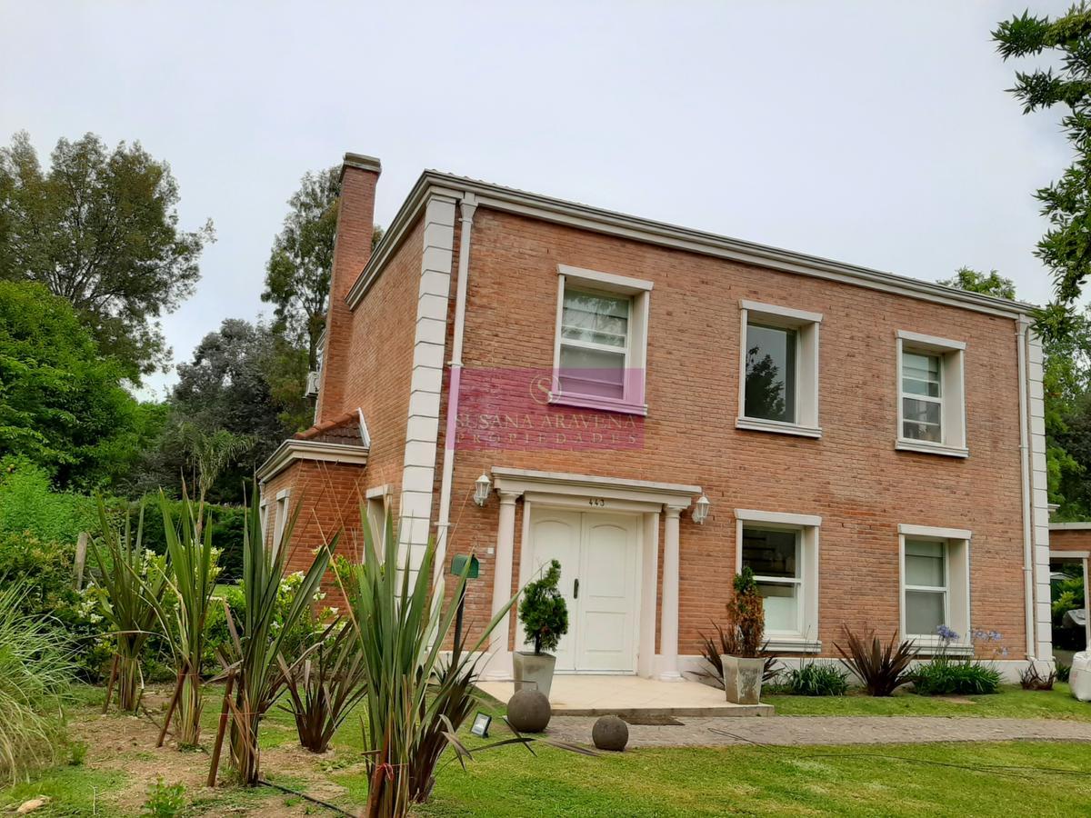 Foto Casa en Alquiler temporario en  Los Jazmines,  Countries/B.Cerrado (Pilar)  Los Jazmines