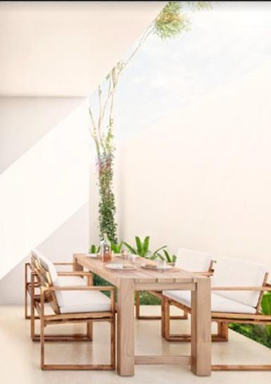 Foto Departamento en Venta en  Temozon Norte,  Mérida  Departamento venta Temozón Norte, Merida, con terraza y jardin