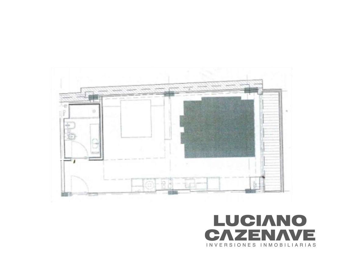 "Foto Departamento en Alquiler en  Retiro,  Centro (Capital Federal)  Av. SANTA FE al 700 PISO 4° ""11"""