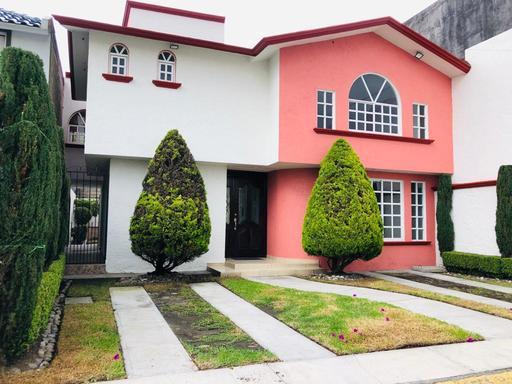 Foto Casa en condominio en Renta en  San Jerónimo Chicahualco,  Metepec  CASA EN RENTA EN METEPEC, VILLAS CAMPESTRE