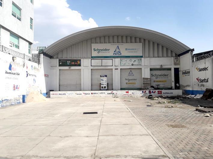 Foto Local en Renta en  Cuautitlán Izcalli Centro Urbano,  Cuautitlán Izcalli  Bodega en renta de 1,020m2 en el centro de Cuautitlan Izcalli Estado de México
