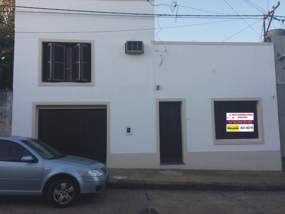 Foto Casa en Venta | Alquiler en  Concordia ,  Entre Rios  Alem al 200