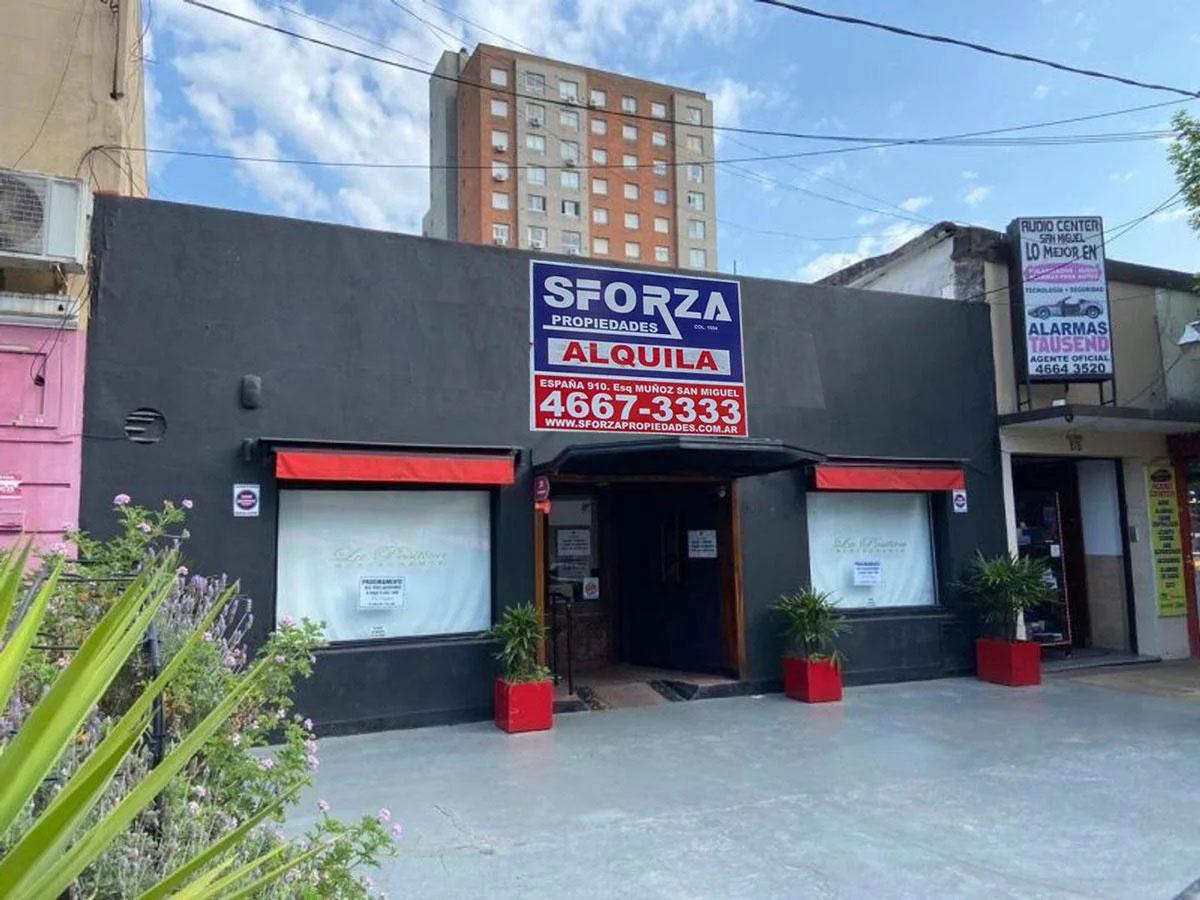 Foto Local en Alquiler en  San Miguel ,  G.B.A. Zona Norte  Belgrano al 900