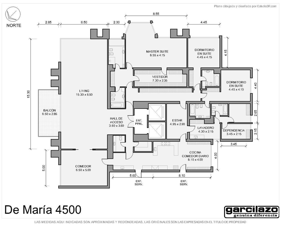 Foto Departamento en Alquiler   Venta en  Palermo Chico,  Palermo  Demaria al 4500
