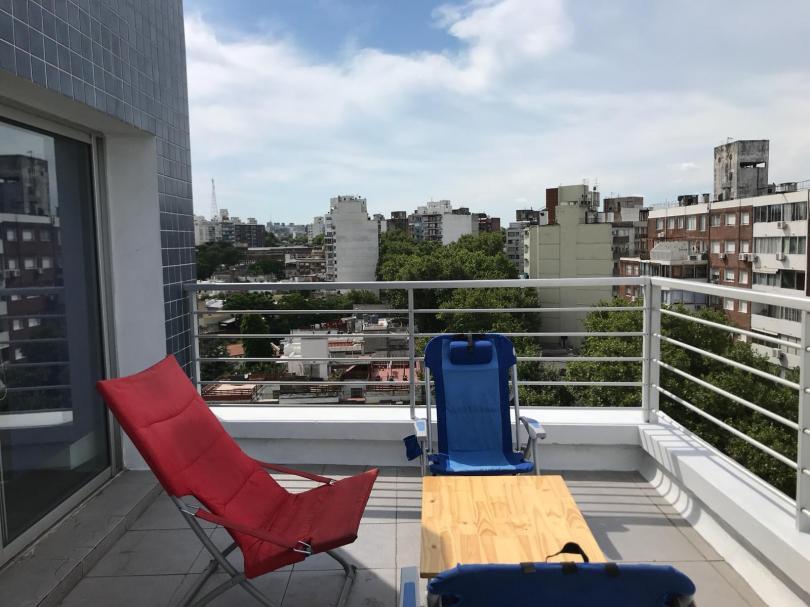 Foto Apartamento en Alquiler en  Pocitos ,  Montevideo  Nuevo! Espectacular Penthouse