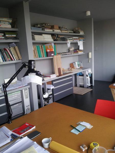 Foto Oficina en Alquiler en  Nuñez ,  Capital Federal  Ruiz Huidobro al 1600