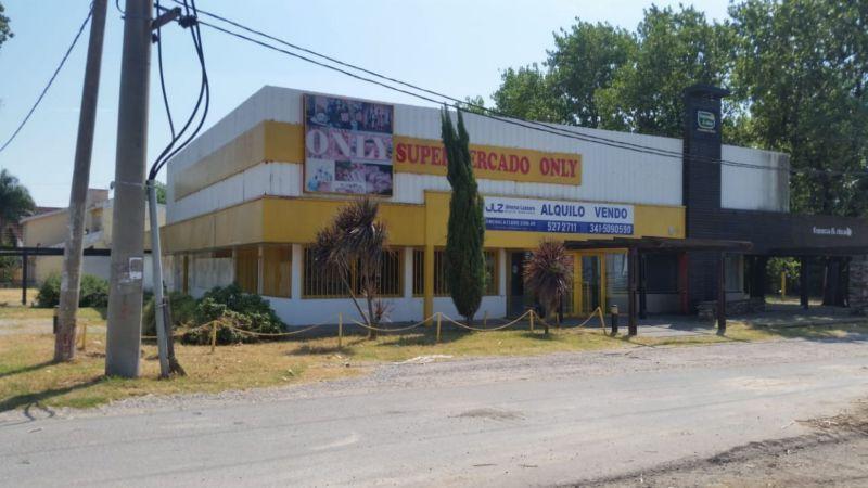 Foto Local en Alquiler en  Funes ,  Santa Fe  Funes