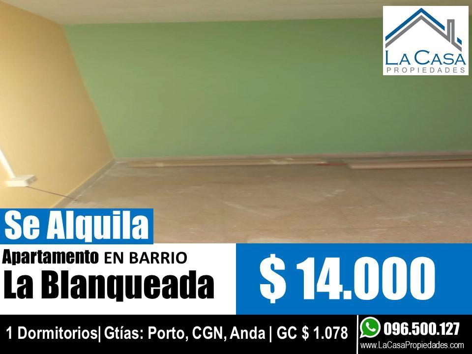 Foto Apartamento en Alquiler en  La Blanqueada ,  Montevideo  Luis A. De Herrera 2400_06
