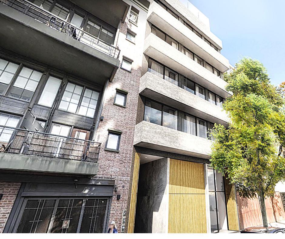 Foto Departamento en Venta en  Palermo Hollywood,  Palermo  EDIFICIO FR  MONOAMBIENTE PISO 3 - DPTO. # 9
