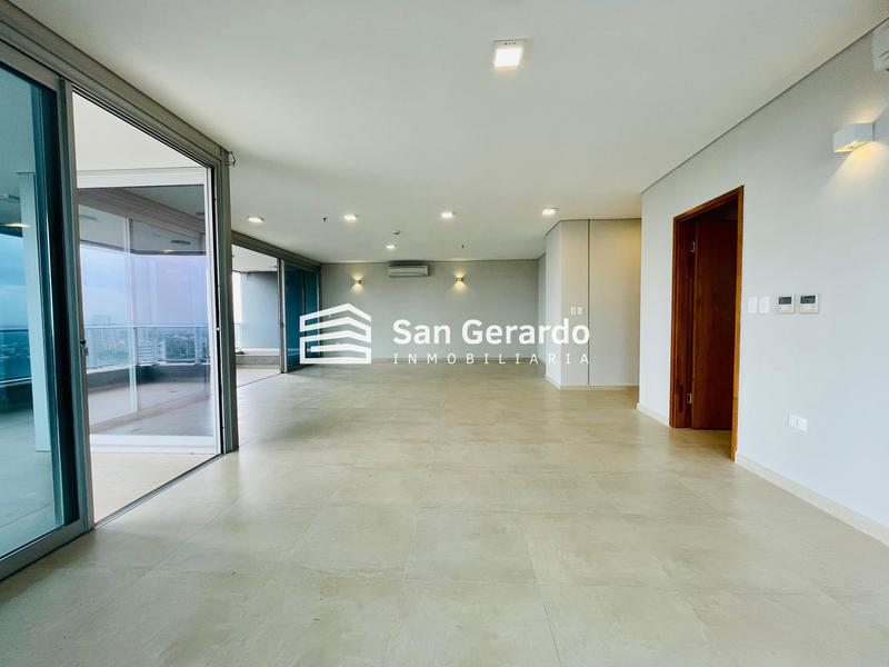 Foto Departamento en Alquiler en  Ycua Sati,  Santisima Trinidad  Zona Paseo La Galería