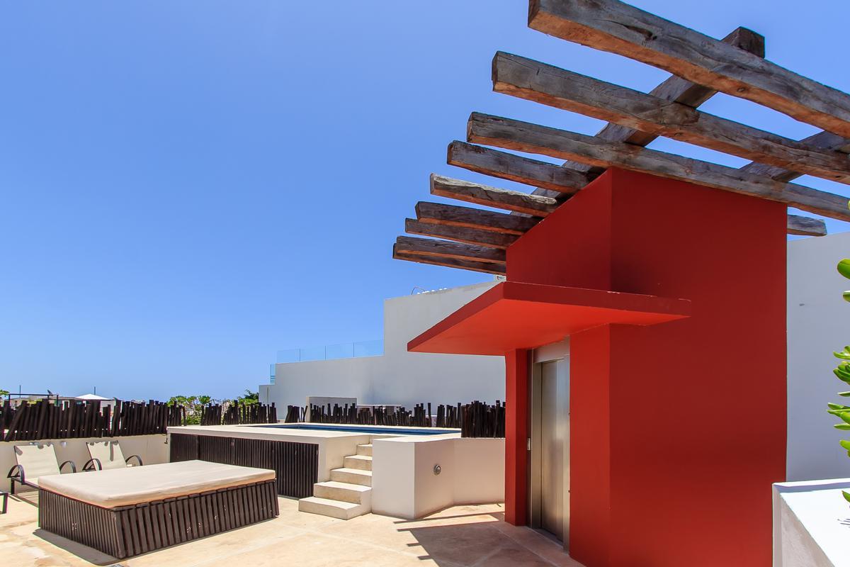 Foto Departamento en Renta en  Playa del Carmen,  Solidaridad  Nolita 101 - Calle 24 y 5 Av.