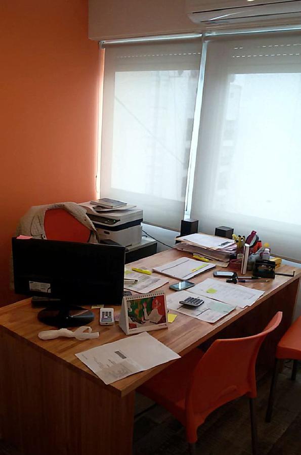 Foto Oficina en Venta en  Centro,  Mar Del Plata  PEATONAL SAN MARTIN 2627 DTO 9 B