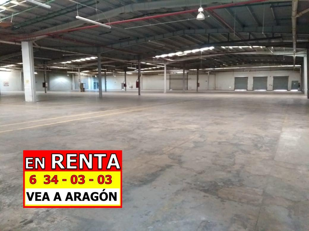 Foto Bodega Industrial en Renta en  Murua,  Tijuana  RENTAMOS MARAVILLOSA NAVE INDUSTRIAL  4,706 MTS2 ó 50,663 FT2